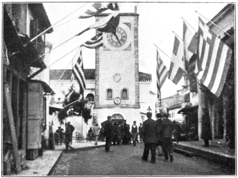 HAPPY MEMORIES(When Greece was expanding…) The Liberation of Preveza (1912)