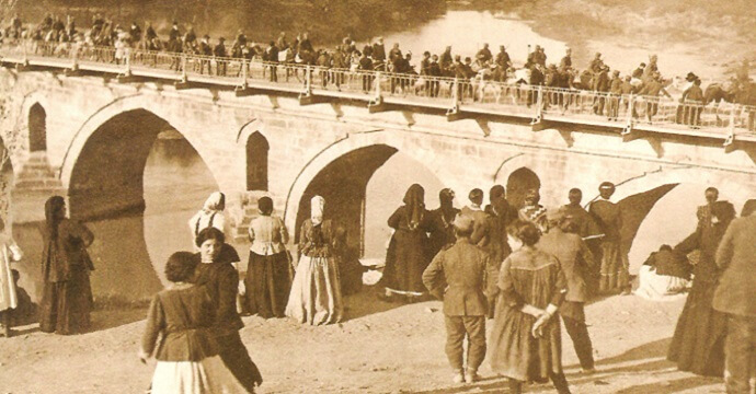 HAPPY MEMORIES(When Greece was expanding…) The Liberation of Arta (1912)