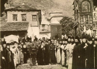 HAPPY MEMORIES(When Greece was expanding…) The Liberation of the Holy Mountain and the islands of the eastern Aegean sea (1912)